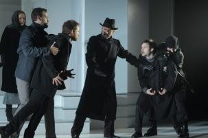 Folger Theater - HAMLET 4-19-10