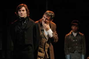 Playmakers Repertory Company production of Nicholas Nickleby. Credit: Jon Gardiner